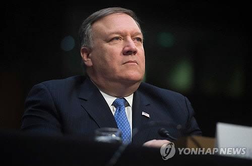 """폼페이오 """"전세계가 중국 화웨이 장비도입 재고할 것"""""""